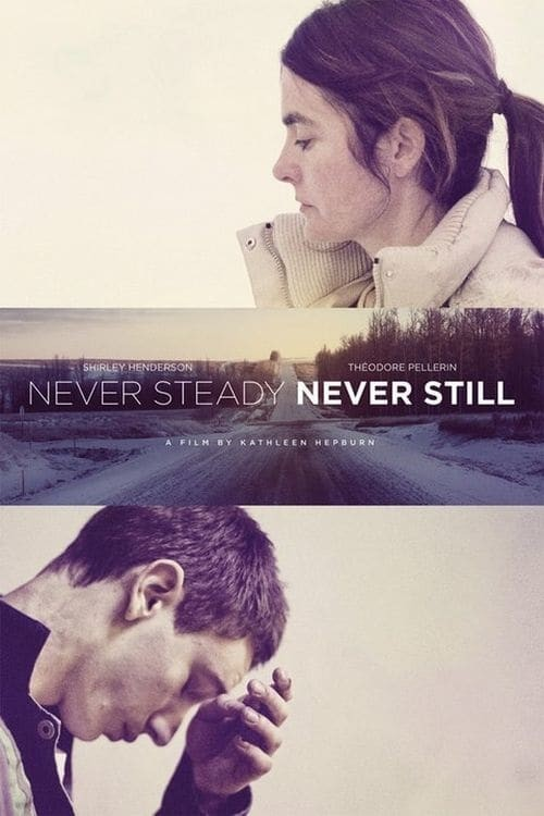 never steady, never still cover image