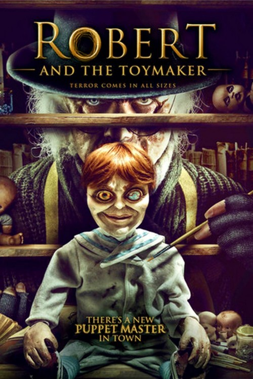 robert and the toymaker cover image