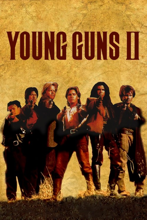 young guns ii cover image