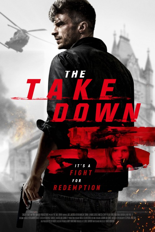 the take down cover image