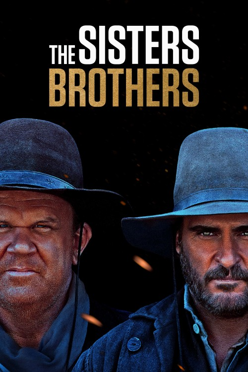 the sisters brothers cover image