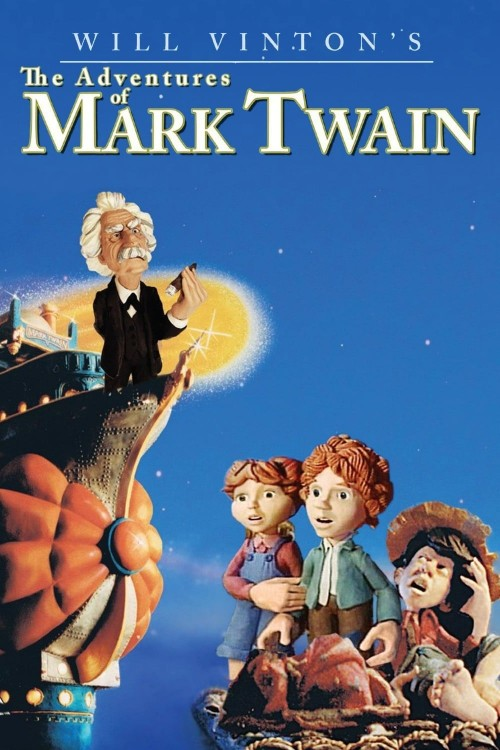 the adventures of mark twain cover image