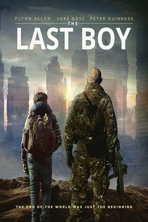 the last boy cover image