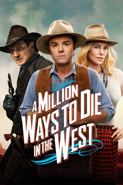 a million ways to die in the west cover image
