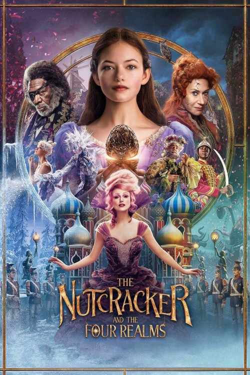 the nutcracker and the four realms cover image