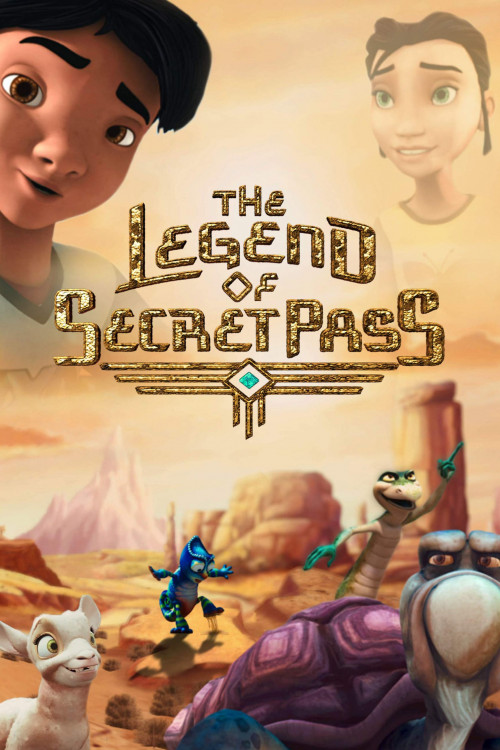 the legend of secret pass cover image
