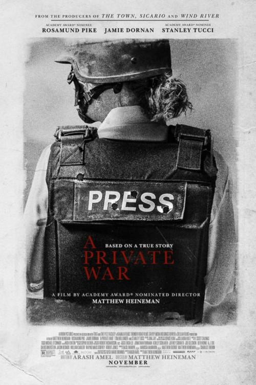 a private war cover image