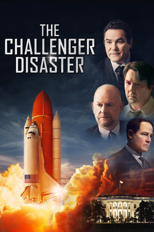 the challenger disaster cover image