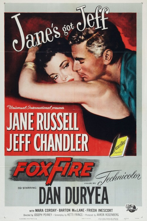 fox fire cover image