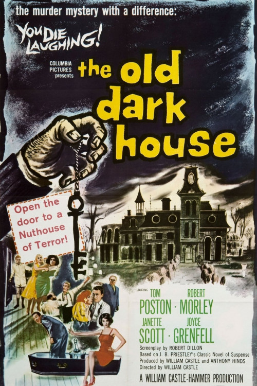 the old dark house cover image