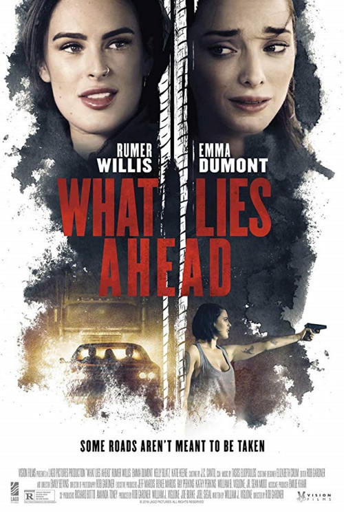 what lies ahead cover image