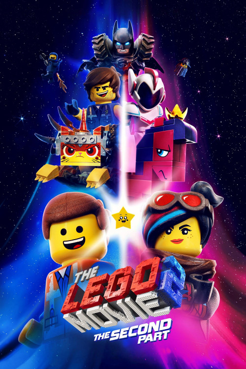 the lego movie 2: the second part cover image