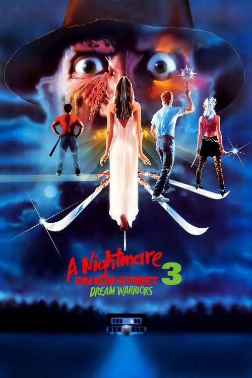 a nightmare on elm street 3: dream warriors cover image