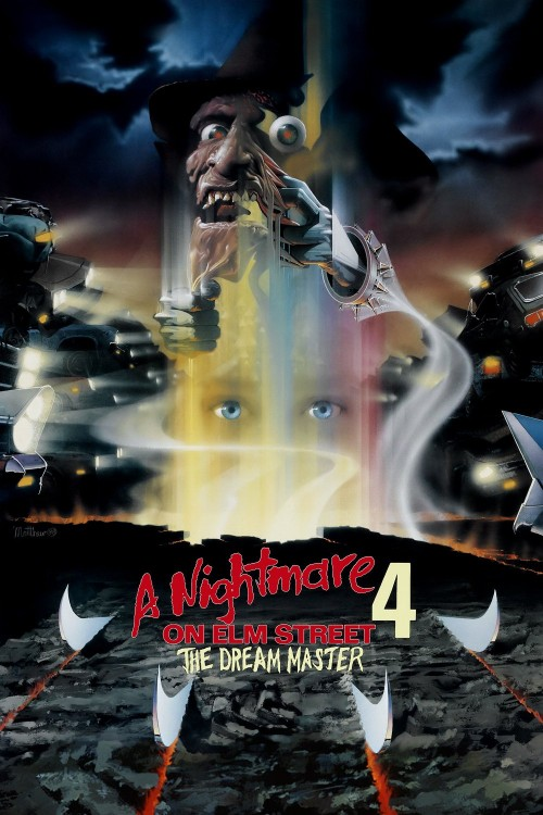 a nightmare on elm street 4: the dream master cover image