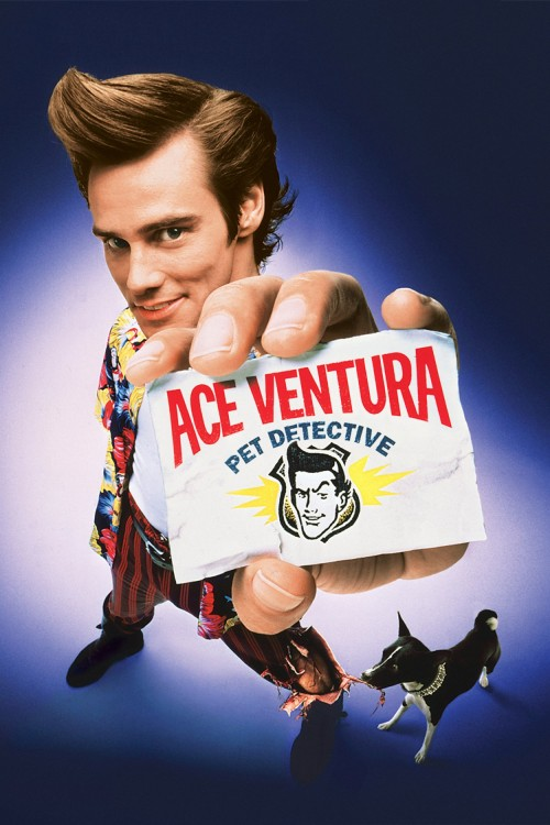ace ventura: pet detective cover image