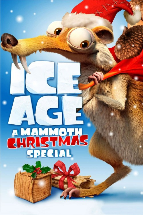 ice age: a mammoth christmas cover image