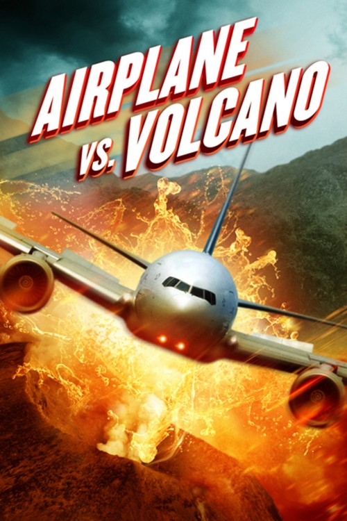airplane vs. volcano cover image