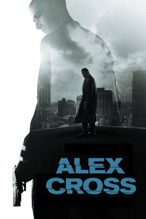 alex cross cover image