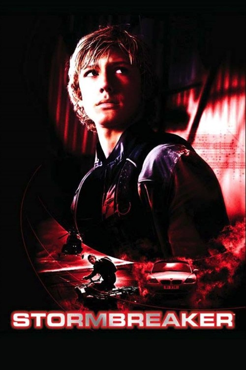 alex rider: operation stormbreaker cover image