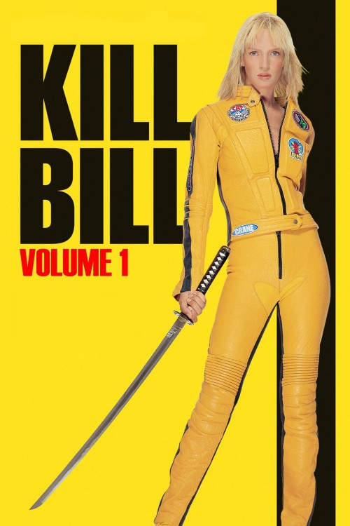 kill bill: vol. 1 cover image