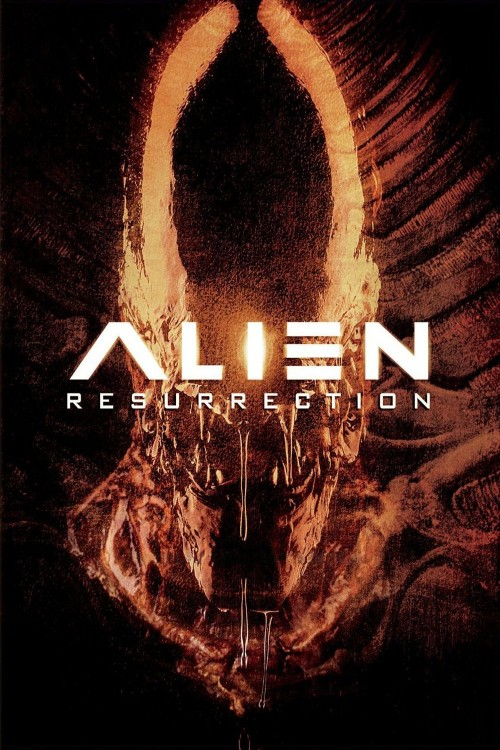 alien: resurrection cover image
