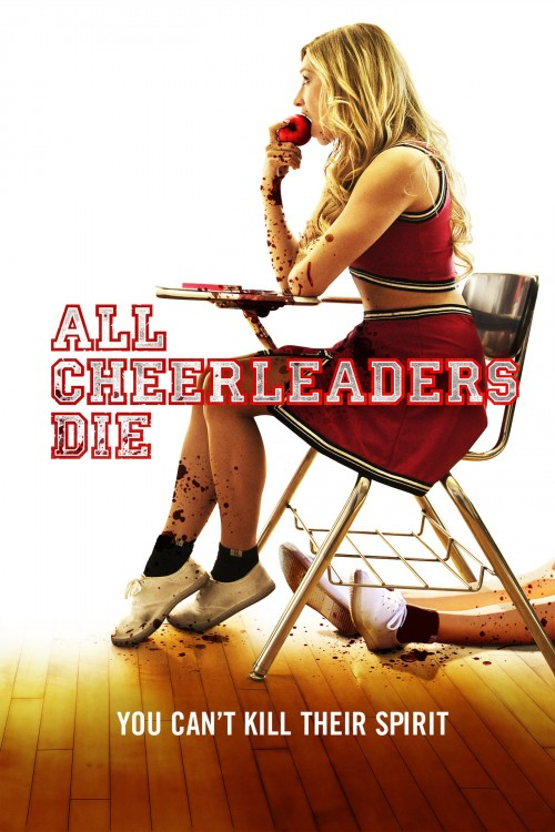 all cheerleaders die cover image