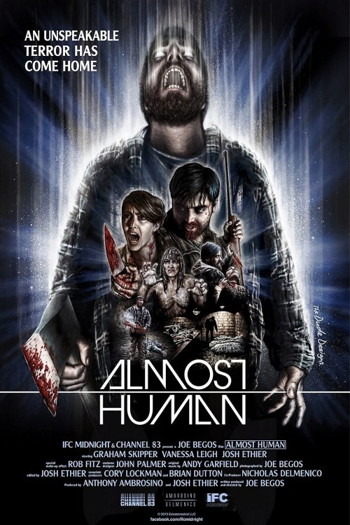 almost human cover image