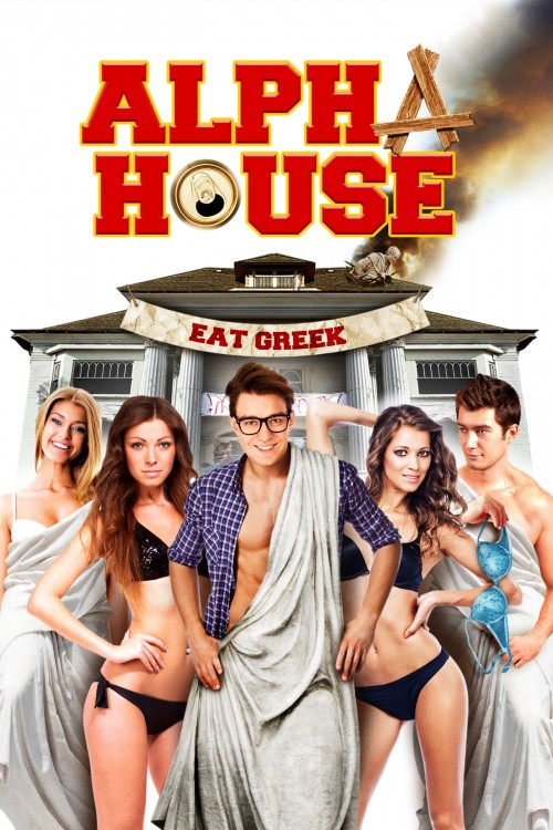 alpha house cover image