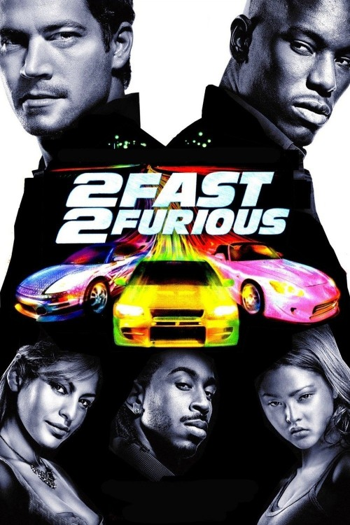 2 fast 2 furious cover image