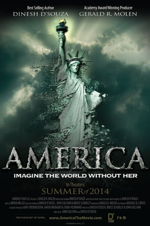 america: imagine the world without her cover image