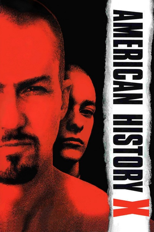 american history x cover image