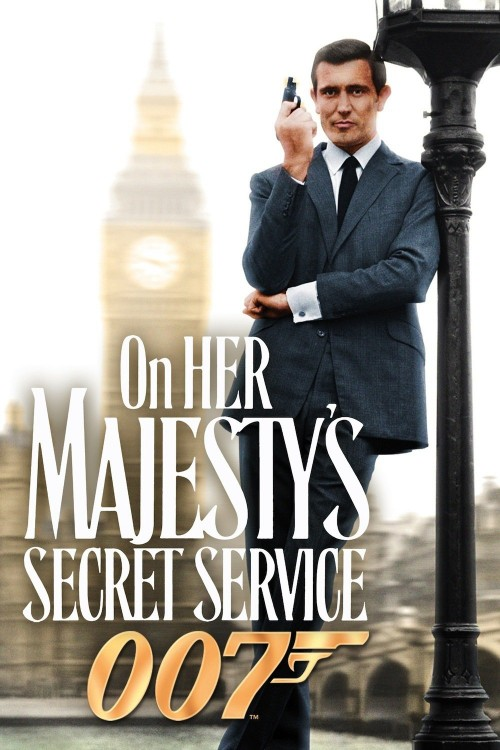 on her majesty's secret service cover image
