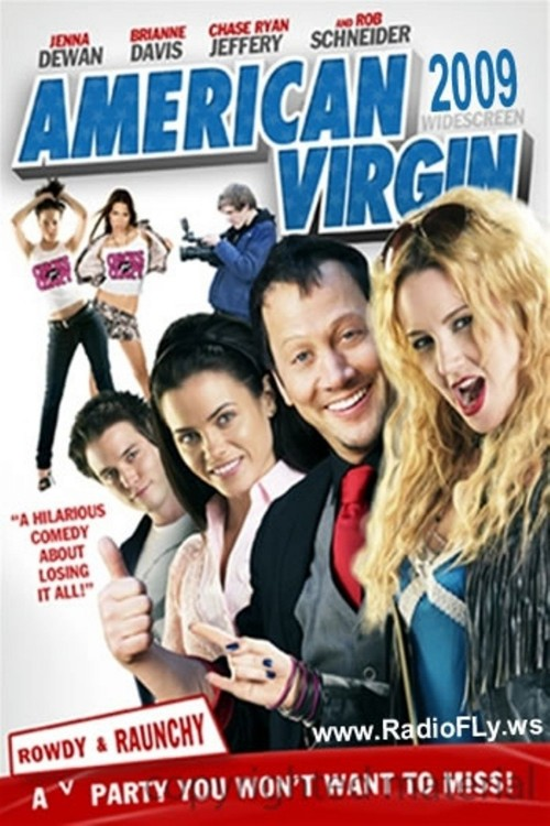 american virgin cover image