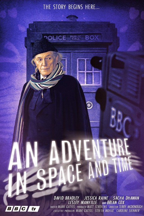 an adventure in space and time cover image