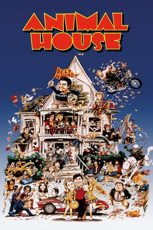 animal house cover image