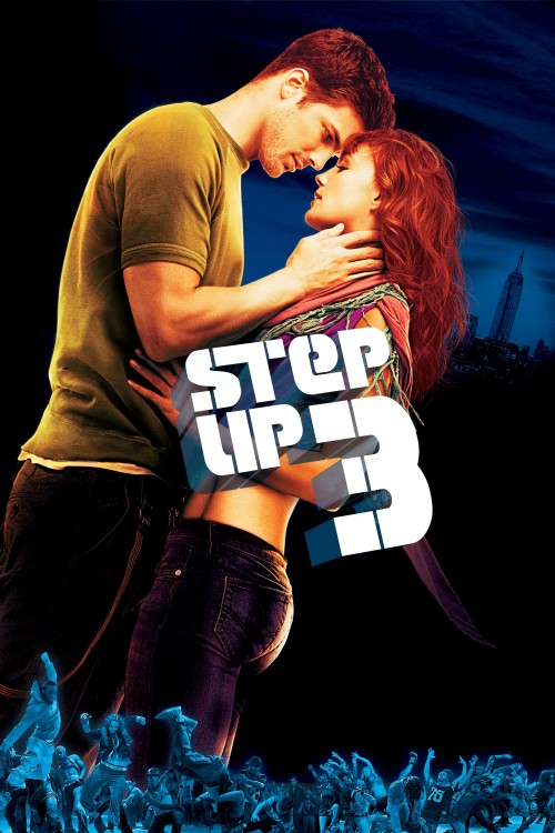 step up 3d cover image