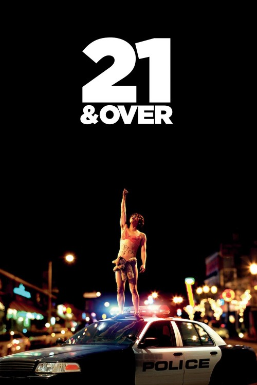 21 & over cover image