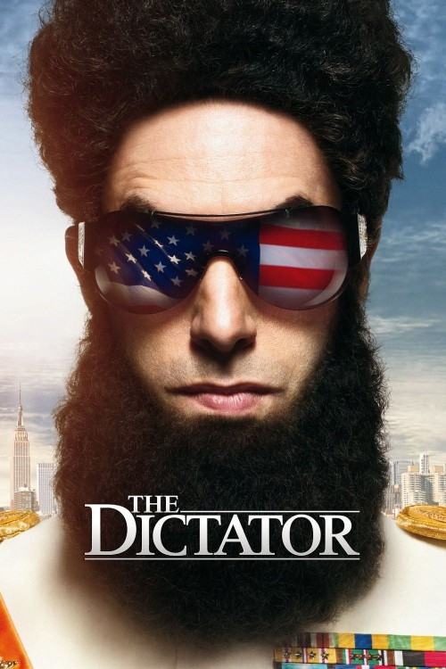 the dictator cover image