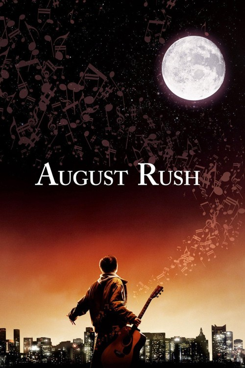 august rush cover image