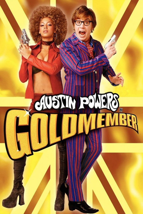 austin powers in goldmember cover image