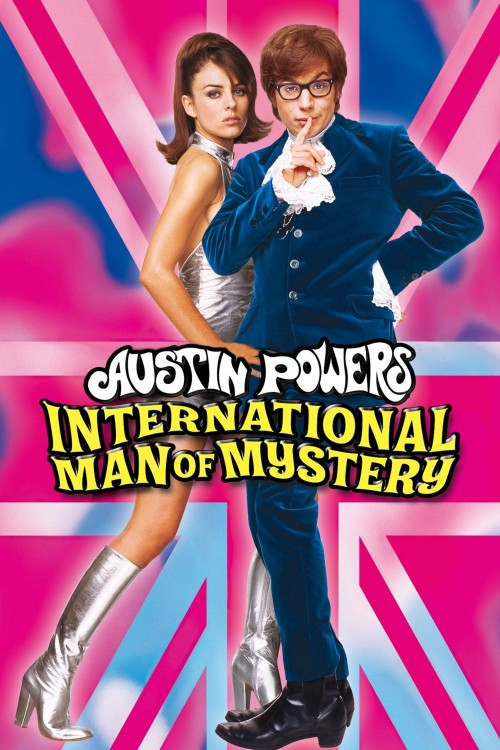 austin powers: international man of mystery cover image