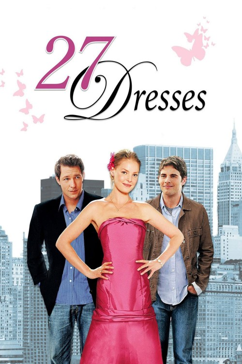 27 dresses cover image