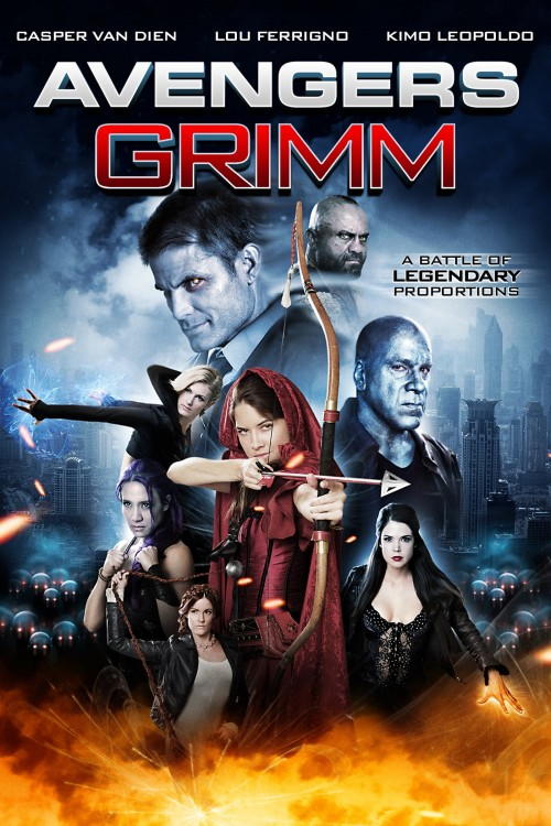 avengers grimm cover image
