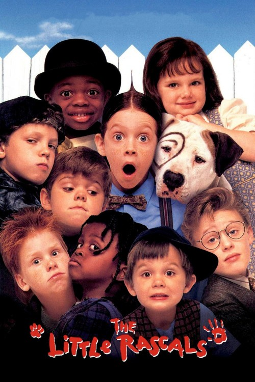 the little rascals cover image