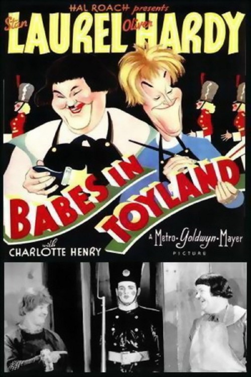 babes in toyland cover image
