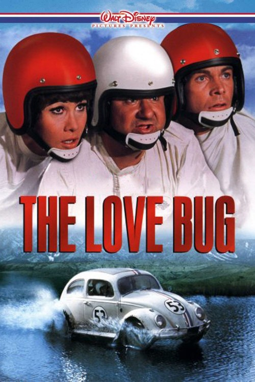 the love bug cover image