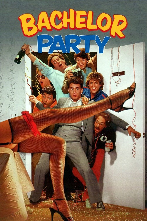 bachelor party cover image