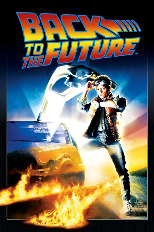 back to the future cover image