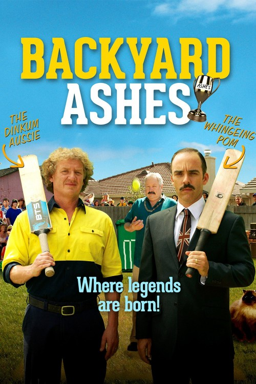backyard ashes cover image