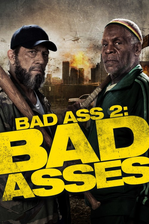 bad ass 2: bad asses cover image